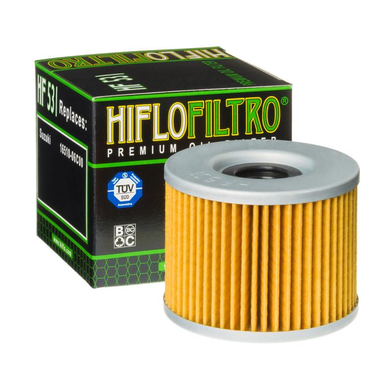 Filtro Óleo HifloFiltro SUZUKI