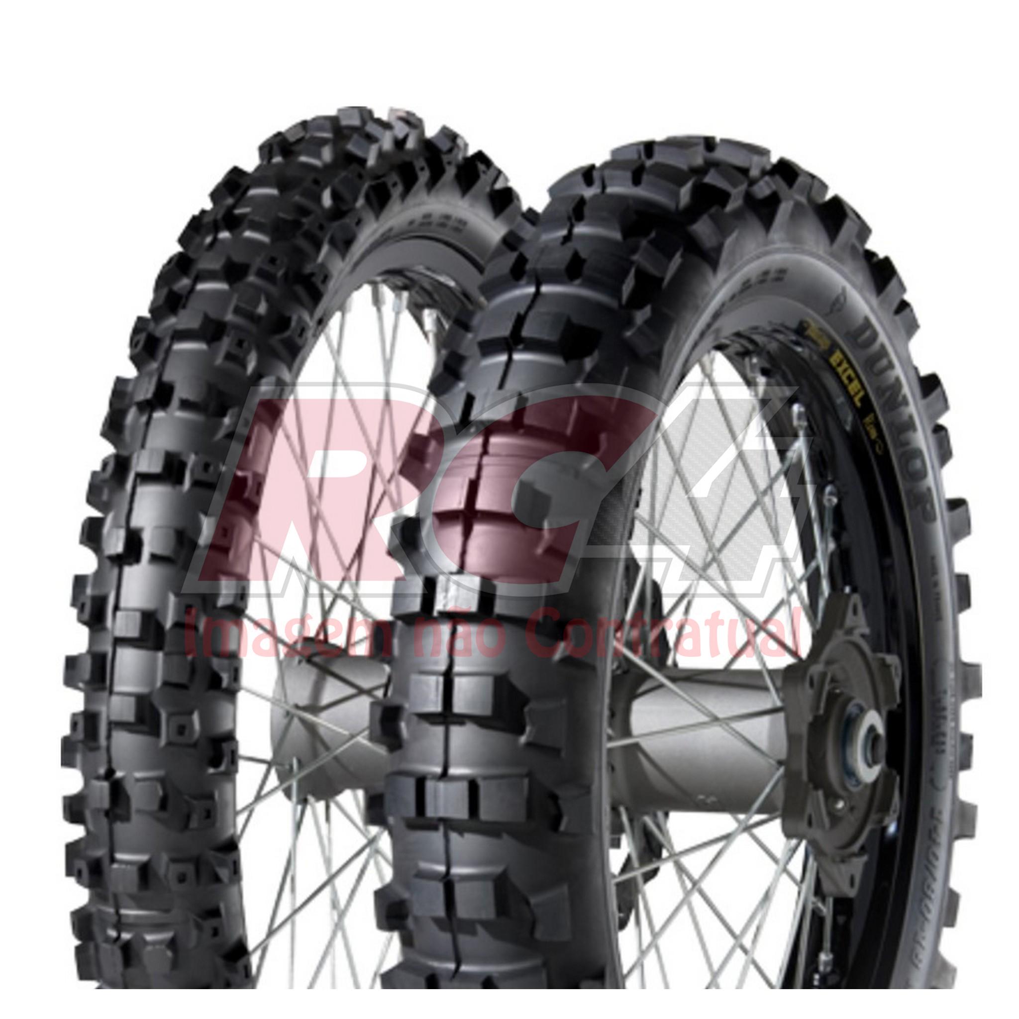 Pneu Dunlop Geomax Enduro 90/90-21 54R S