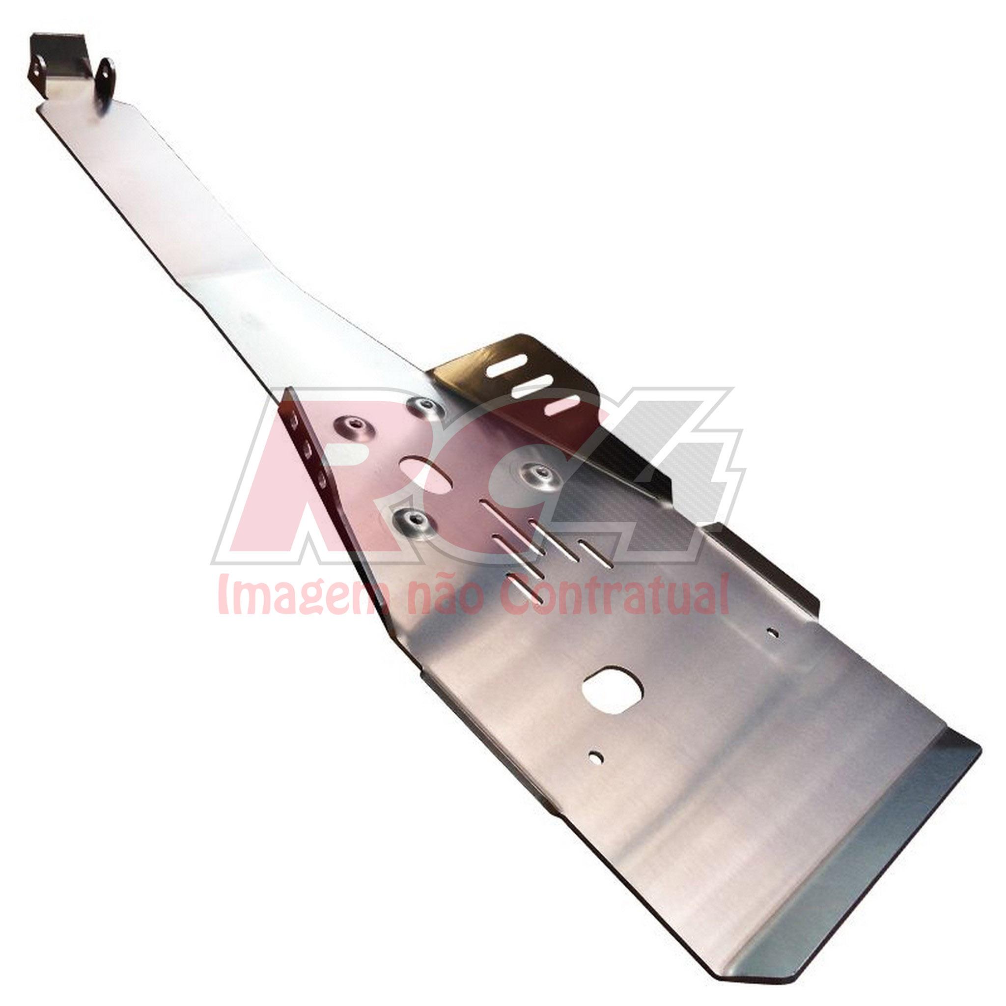 Proteção Chassi XRW Alumínio