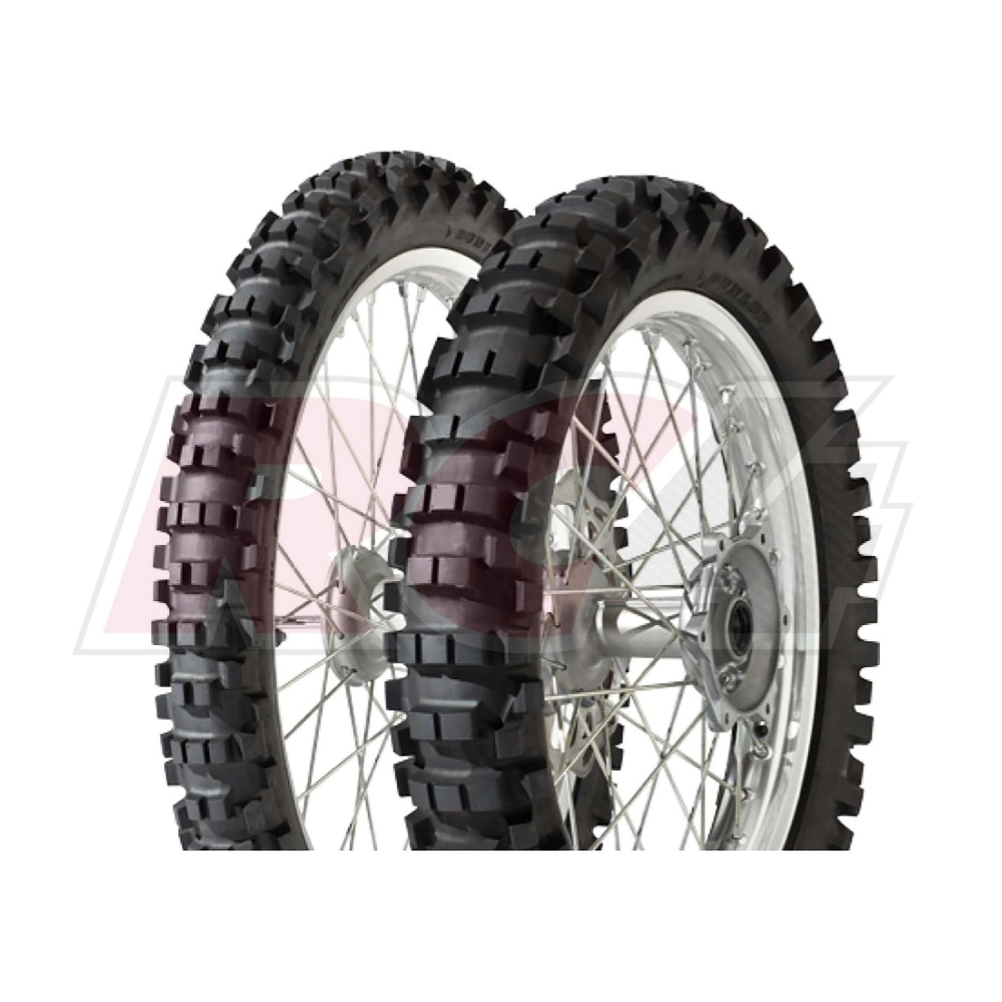 Pneu Dunlop D952 80/100-21 51R M