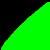 Preto+Verde Fluorescente