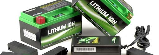 Skyrich Batteries RC4