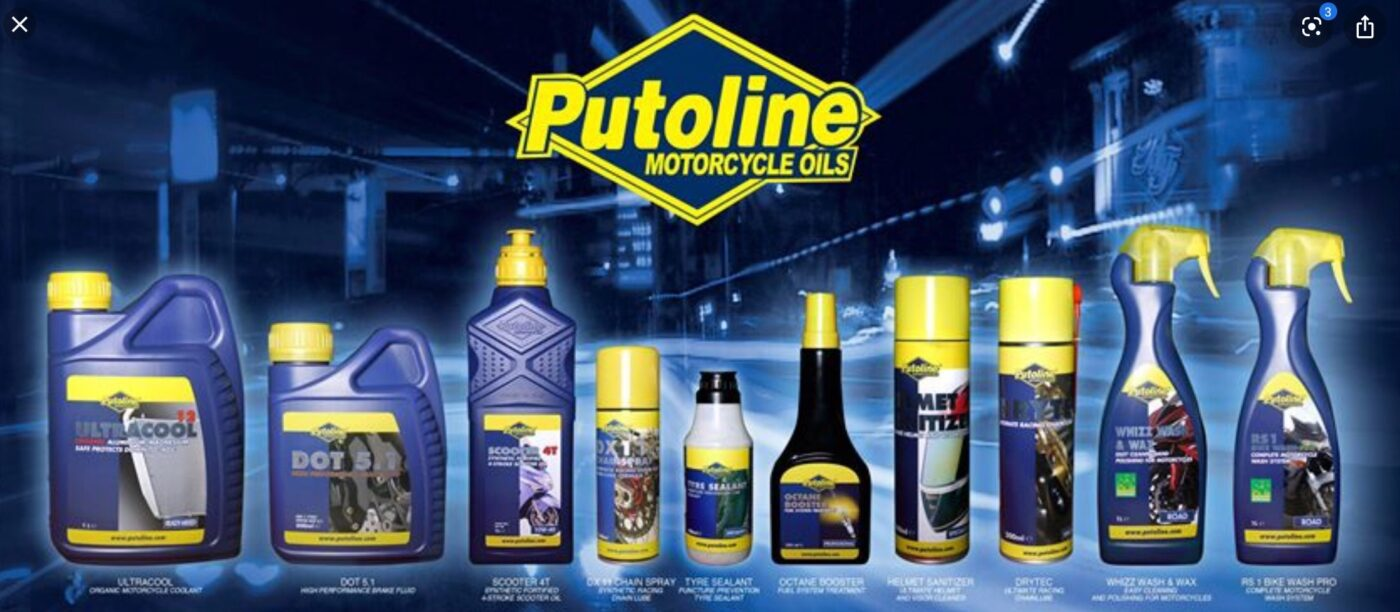 Putoline oil rc4